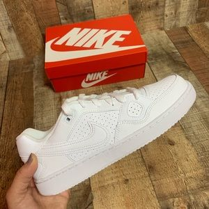 NEW Nike | Son of Force White Sneakers